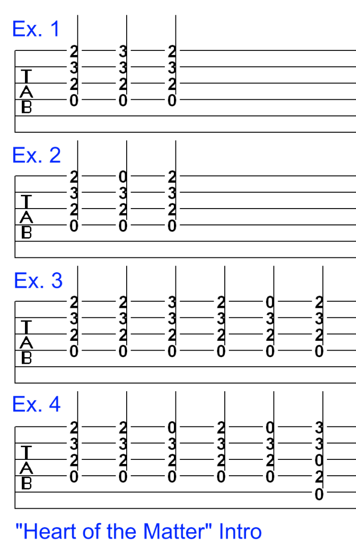 Lesson 42 D Chord Variations